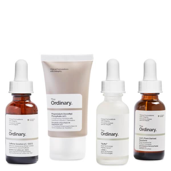 THE ORDINARY 健康肌膚四件套