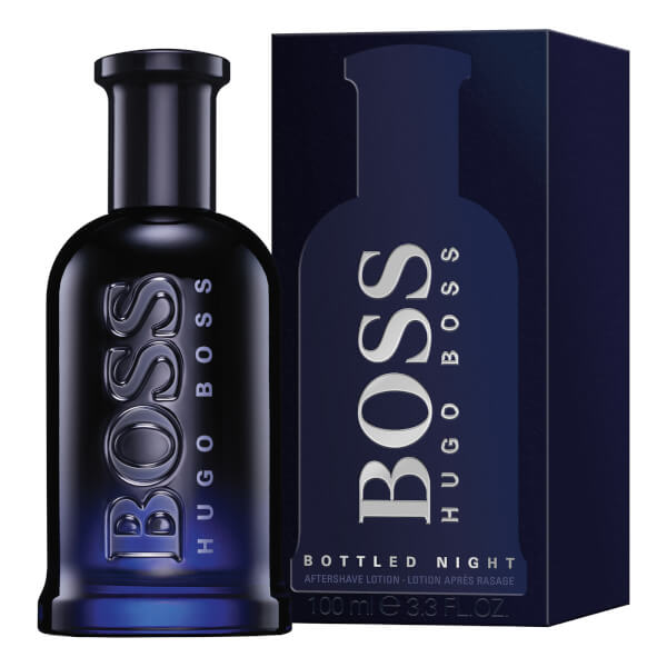 delicate colors sports shoes online here Hugo Boss BOSS Bottled Night After Shave Lotion 100ml
