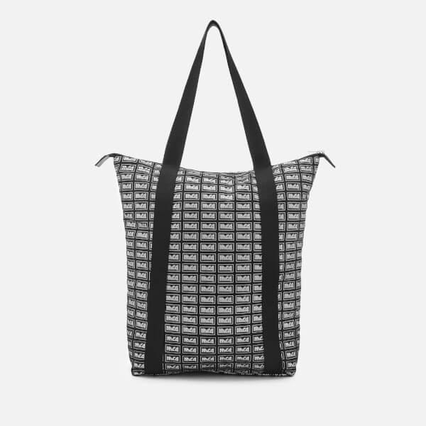 McQ Alexander McQueen Women's Magazine Tote Bag - Black