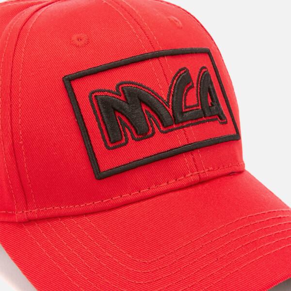 McQ Alexander McQueen Women s Baseball Cap - Riot Red  Image 4 ca7f093e8f85