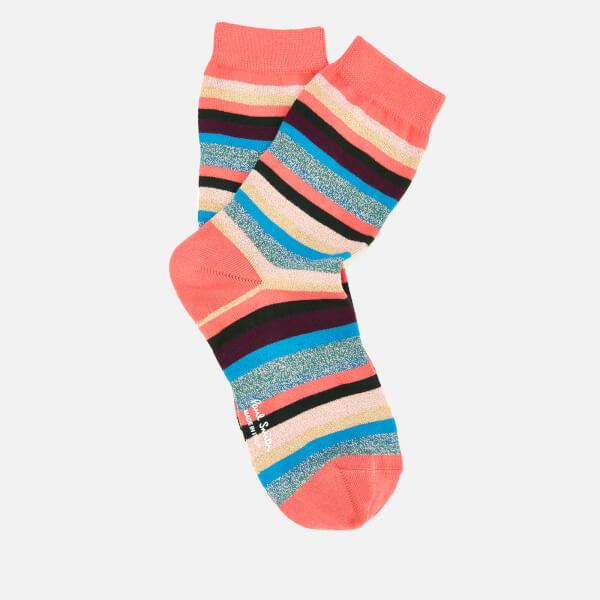 Paul Smith Women's Isla Stripe Socks - Multi