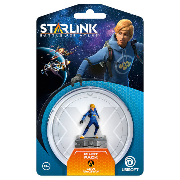 Starlink: Battle for Atlas Levi McCray Pilot Pack