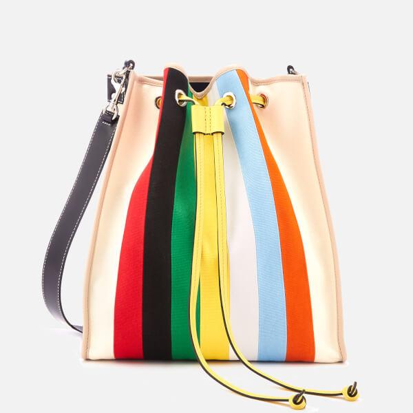 JW Anderson Women's Drawstring Bag - Calico Multi