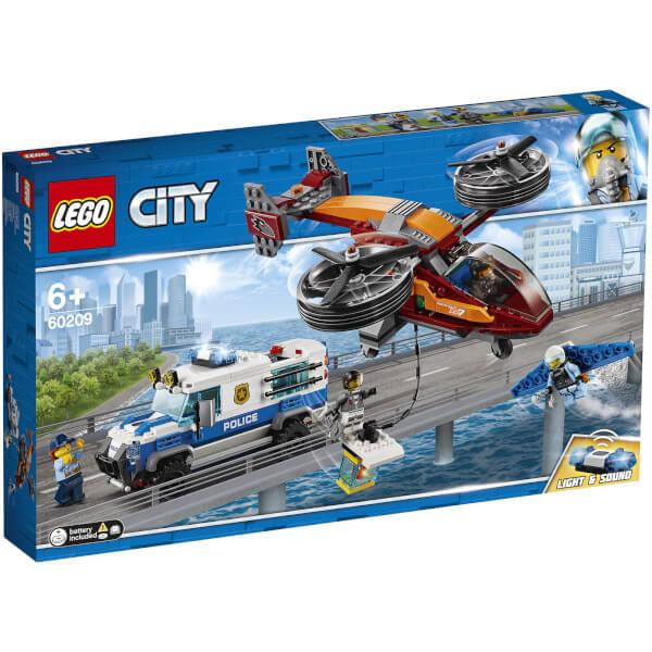 LEGO City Police: Sky Police Diamond Heist 60209