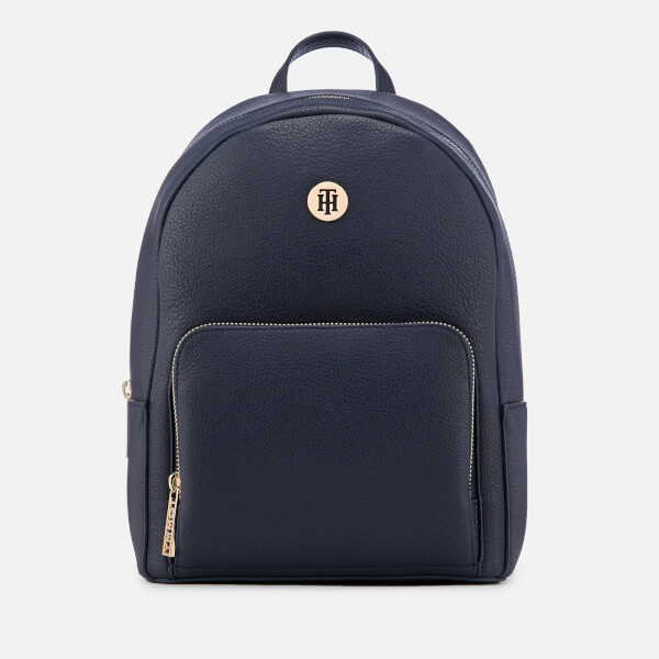 Tommy Hilfiger Women's Core Mini Backpack - Navy