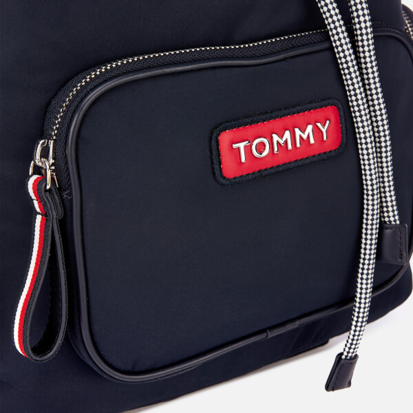 8ca05a963 Tommy Hilfiger Women's Varsity Nylon Backpack - Corporate: Image 4