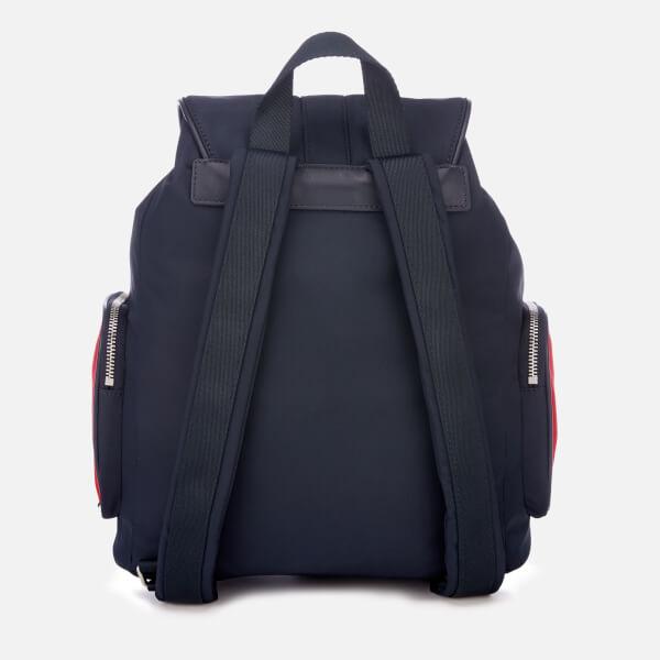 5b446147a Tommy Hilfiger Women's Varsity Nylon Backpack - Corporate: Image 2