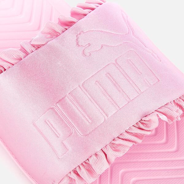 c516e76ca4c Puma Women s Popcat Silk Slide Sandals - Pale Pink Pale Pink Womens ...