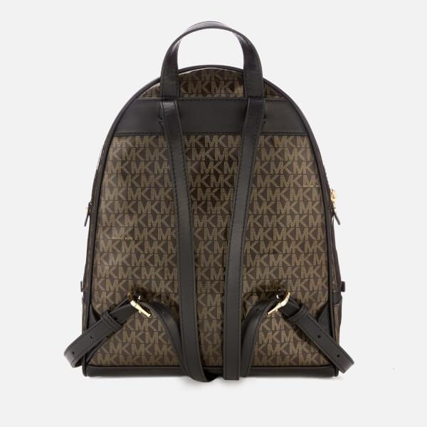 ed705588737d MICHAEL MICHAEL KORS Women s Rhea Zip Backpack - Signature Womens ...