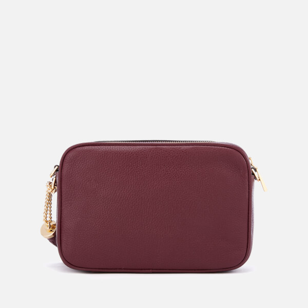 fb5957698d43 MICHAEL MICHAEL KORS Women's Ginny Medium Camera Bag - Oxblood: Image 2