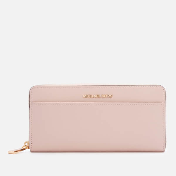 25a46abbb959 MICHAEL MICHAEL KORS Women's Money Pieces Pocket Continental Purse - Soft  Pink: Image 1