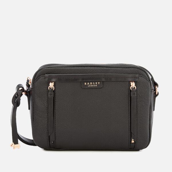 944eaa9fb62d Radley Women s Penhurst Zip Medium Cross Body Zip Top Bag - Black  Image 1