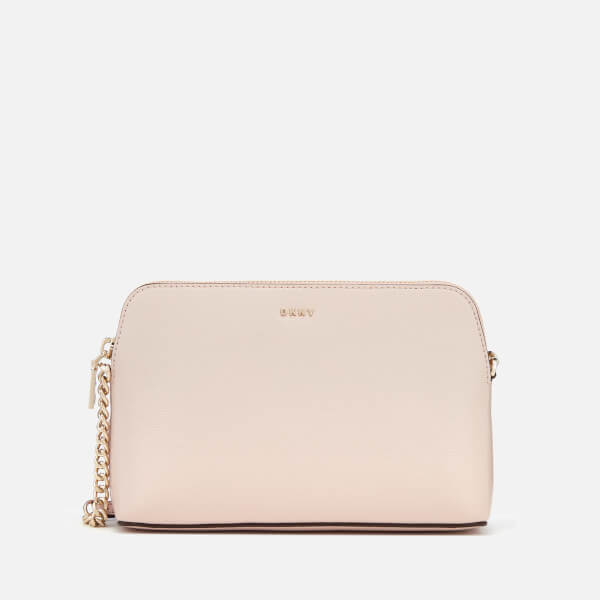 Dkny Women's Bryant Dome Cross Body Bag   Iconic Blush by My Bag