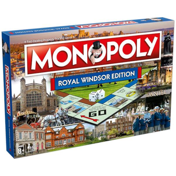 Monopoly - Royal Windsor Edition
