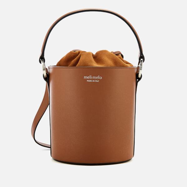 meli melo Women's Santina Mini Bag - Almond
