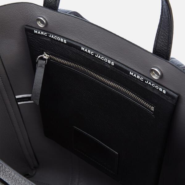 e12596e408c6 Marc Jacobs Women s The Tag Tote 31 Bag - Black  Image 5