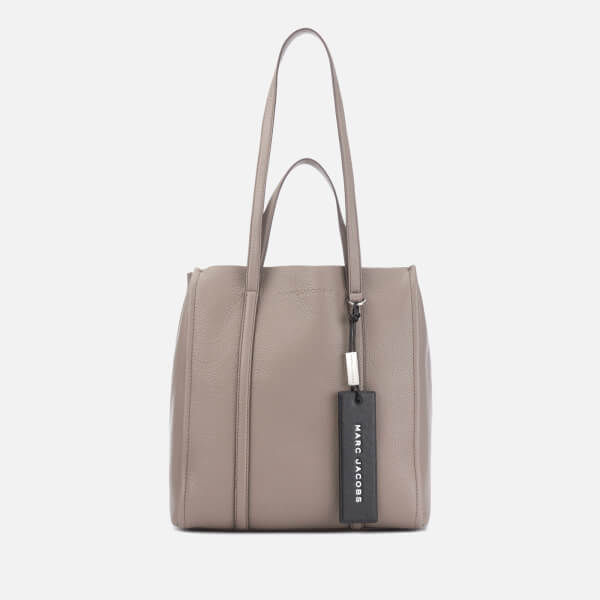 b8e71bbdfb87 Marc Jacobs Women s The Tag Tote 27 Bag - Cement  Image 1