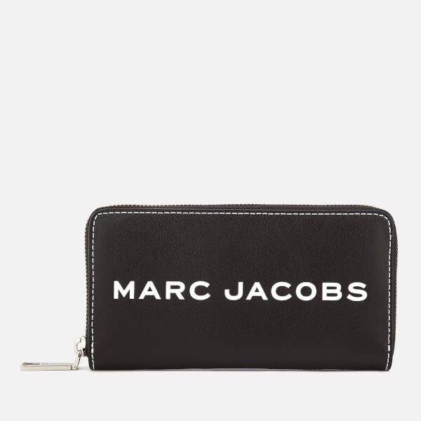 Marc Jacobs Women's Continental Wallet - Black