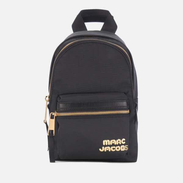 Marc Jacobs Women s Trek Pack Mini Backpack - Black  Image 1 68908409dbbc4