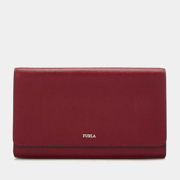 Furla Women's Allegra XL Cosmetic Case - Red
