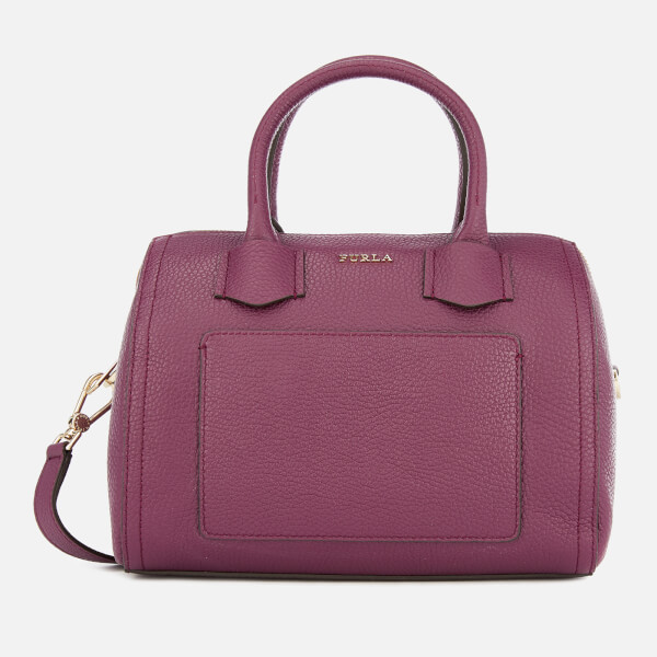 Furla Women's Furla Alba Small Satchel - Purple