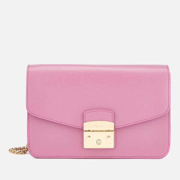 Furla Women's Metropolis Small Shoulder Bag - Pink
