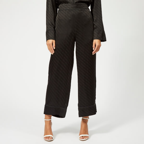 Alexander Wang Women's Pyjama Pants - Black