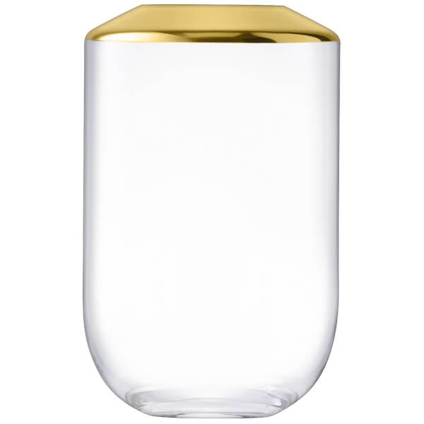LSA Space Vase - H25cm - Gold
