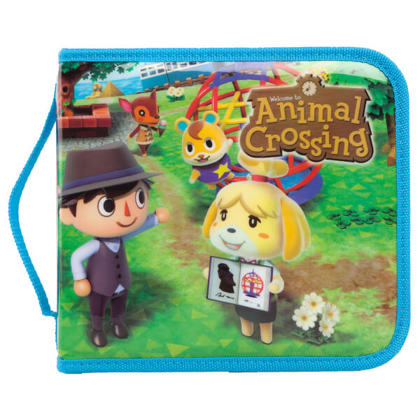 Nintendo 3DS Multi-Case - Animal Crossing