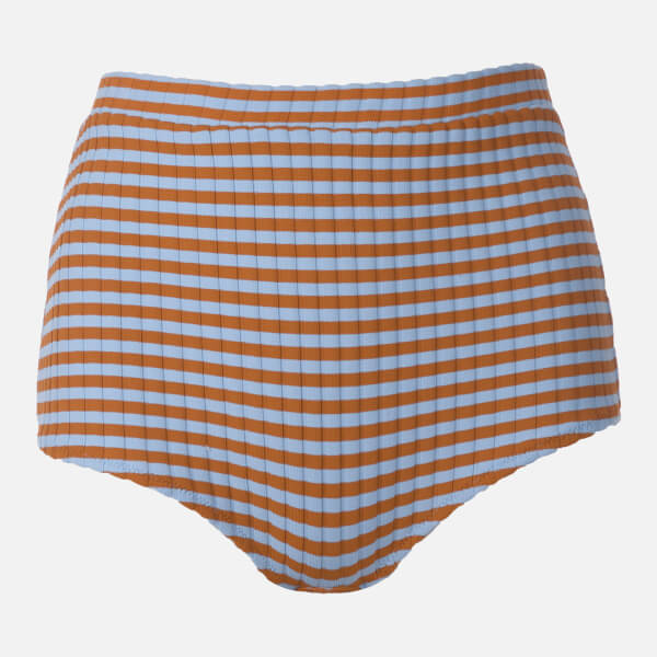 Solid & Striped Women's The Jamie Bottoms - Sky Clay Rib
