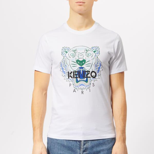KENZO Men's Icon T-Shirt - White