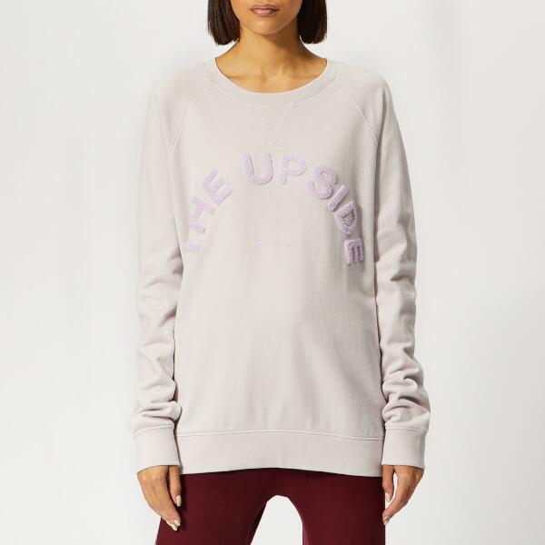 The Upside Women's Sid Crew Neck Sweatshirt - Lilac