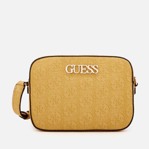 Guess Women's Kamryn Cross Body Bag - Marigold