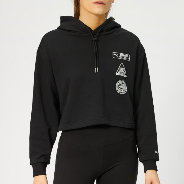 Puma Women's Trailblazer Hoody - Cotton Black