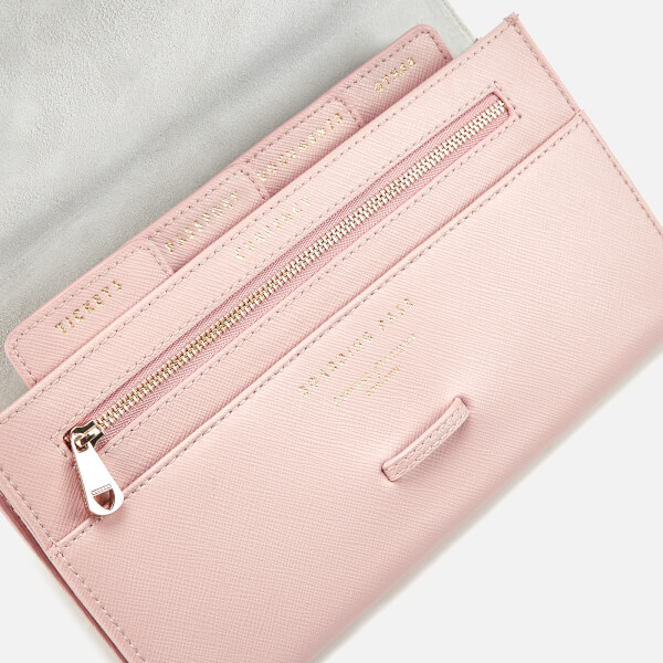 0217a955bef3 Aspinal of London Women s Travel Wallet - Classic - Peony  Image 3