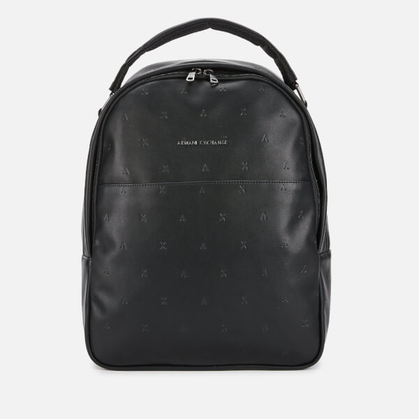 Armani Exchange Men's Backpack - Nero