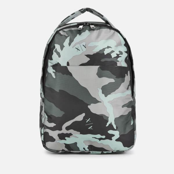 Armani Exchange Men's Backpack - Camouflage