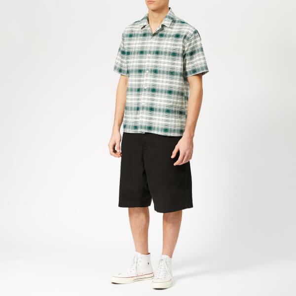 AMI Men's Large Bermuda Shorts - Black