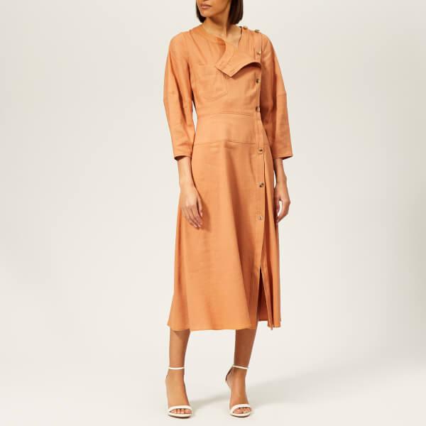 Rejina Pyo Women's Michaela Dress - Linen Sienna
