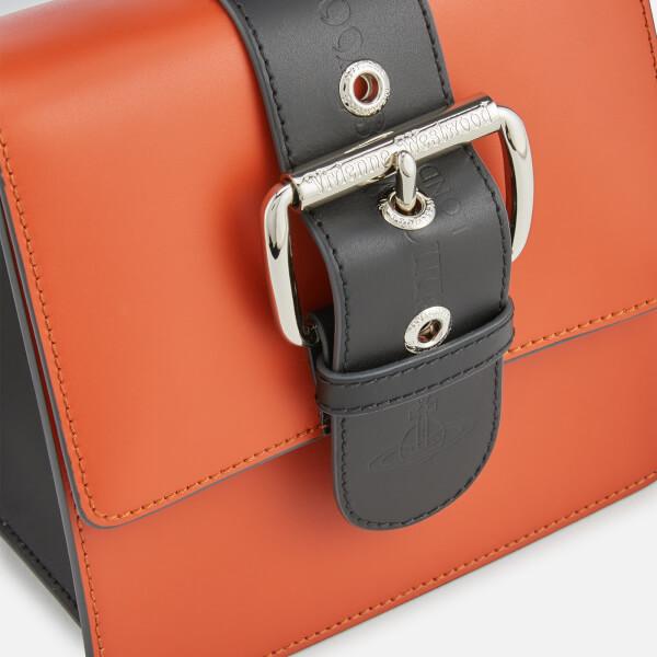 e0bbe7216a Vivienne Westwood Women's Alex Small Handbag - Orange: Image 4