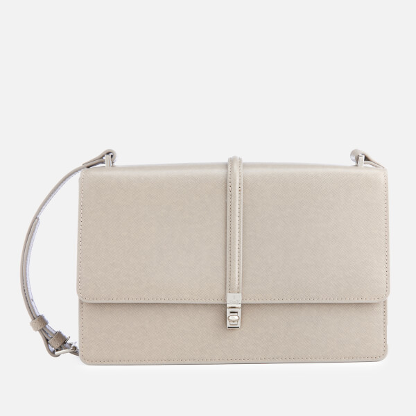 Vivienne Westwood Women's Sofia Large Cross Body Bag with Flap - Taupe