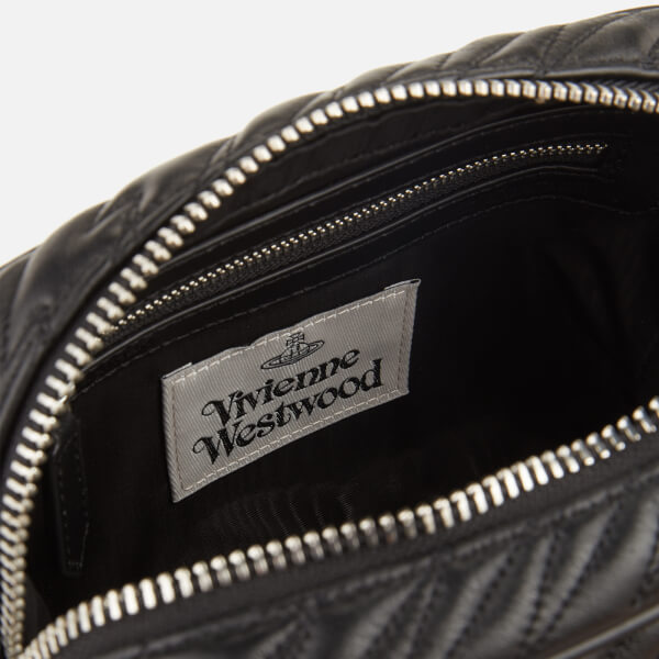 5efb5f2fa1 Vivienne Westwood Women's Coventry Camera Bag - Black: Image 5