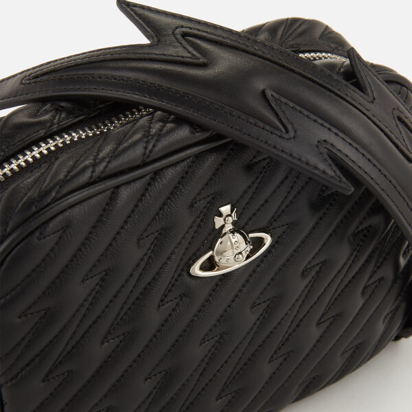 1d0f8f0850 Vivienne Westwood Women's Coventry Camera Bag - Black: Image 4