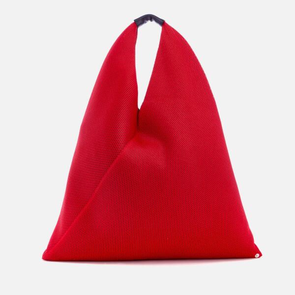 MM6 Maison Margiela Women's Japanese Mesh Bag - Red