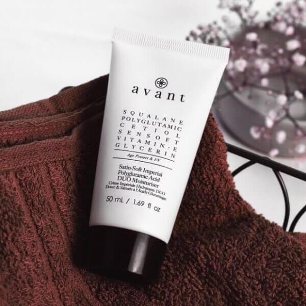 Купить Avant Skincare Satin-Soft Imperial Polyglutamic Acid Duo Moisturiser 50ml