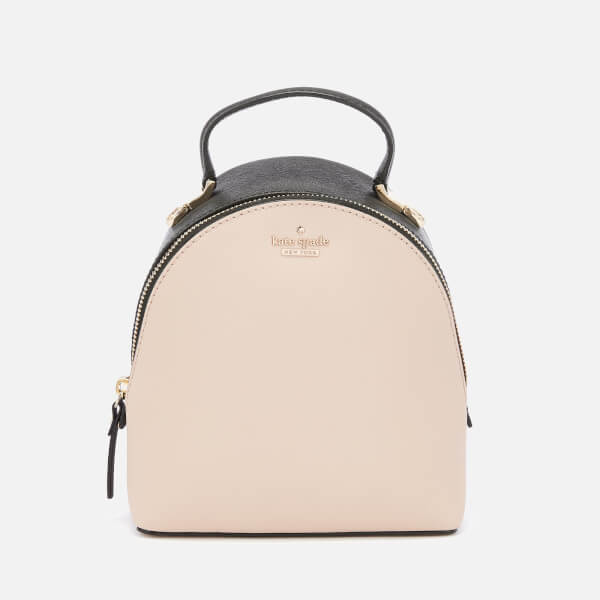 Kate Spade New York Women's Cameron Street Binx Backpack - Tusk/Black