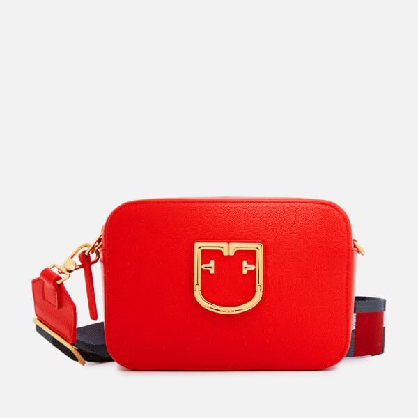 Furla Women's Brava Mini Cross Body Bag - Kiss