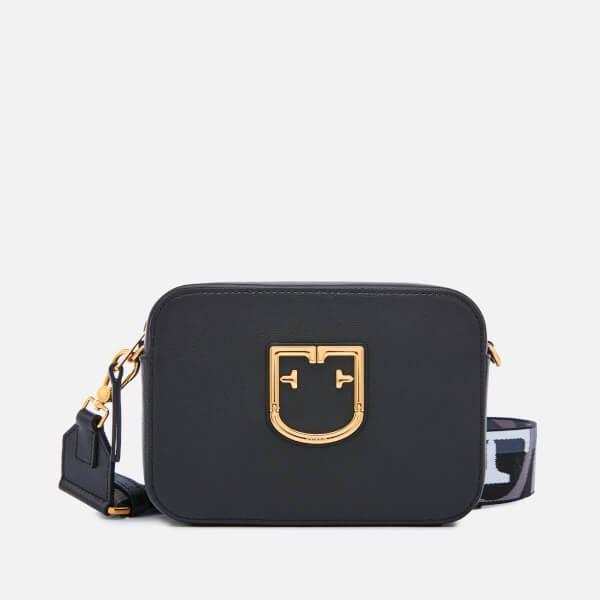 Furla Women's Brava Mini Cross Body Bag - Black