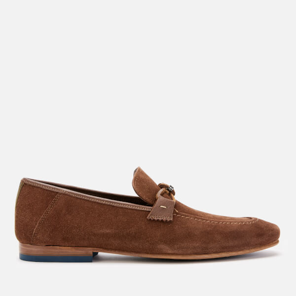 Ted Baker Men's Siblac Suede Loafers - Tan