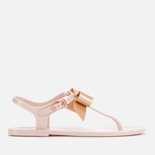 Ted Baker Women's Teiya Pu Toe Post Sandals - Pink Blossom